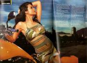 Амрита Арора, фото 33. Amrita Arora Maxim India June 2006, foto 33