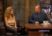 Kathie Lee Gifford Leather Pants Canadian Talk Show
