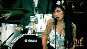 Amy Winehouse Live @ Oxegen Festival 2008 |7-12-2008| 18 Mbps DD 2.0 MPEG2 HDTV 1080i