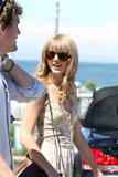 Тайлор Свифт, фото 12240. Taylor Swift Bondi Beach after breakfast at Bill Darlinghurst in Sydney - 08.03.2012, foto 12240