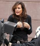 Маришка Харгитей, фото 1229. Mariska Hargitay on set of 'Law and Order SVU', february 2, foto 1229