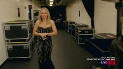 Kristen Bell - 2014 CMT Music Awards 720p
