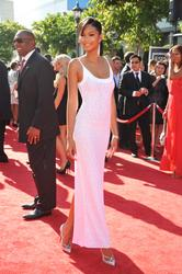 Шанель Иман, фото 531. Chanel Iman - Booty in dress at 2012 ESPY Awards at Nokia Theatre LA Live in LA, 11 July 11, foto 531